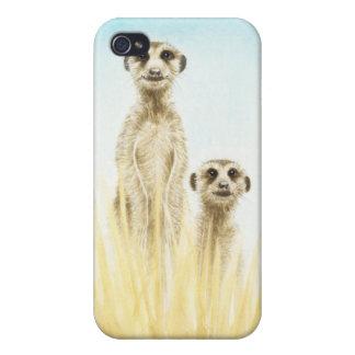 Meerkat iPhone 4/4Sケース