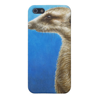 Meerkat iPhone SE/5/5sケース