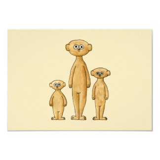 Meerkats. カード