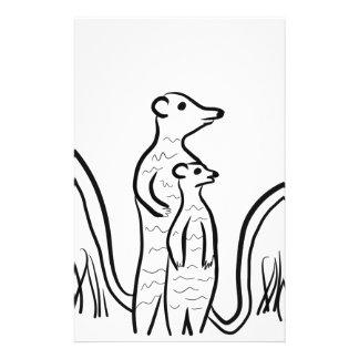 Meerkats 便箋