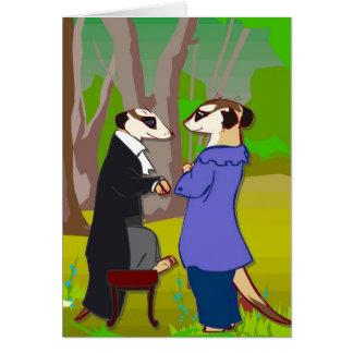 meerkats、営業会議に会って下さい カード