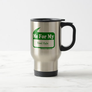 MeForMyは緑葉カンラン旅行コーヒー・マグを揚げました トラベルマグ