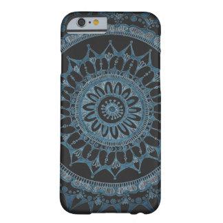 Megafloraのデザインによる暗い曼荼羅の箱 Barely There iPhone 6 ケース
