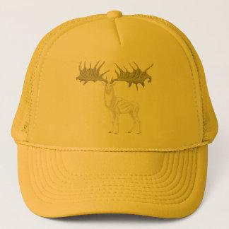 Megalocerosの帽子 キャップ