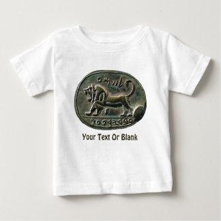 Megiddoのシール ベビーTシャツ