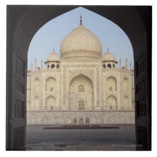 Mehmankhanaの戸口で組み立てられるタージ・マハル タイル