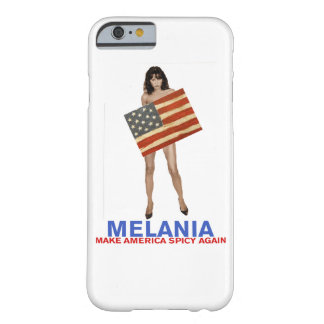 Melaniaは、アメリカをぴりっとするように再度します! Barely There iPhone 6 ケース