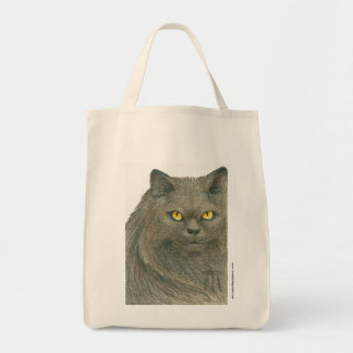 Melissa Benson猫の挑戦 トートバッグ