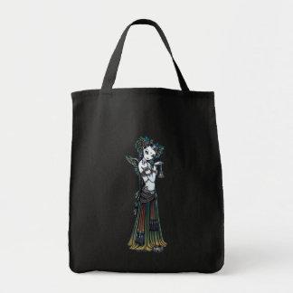 """Melita""のゴシック様式種族の融合のダンサーのキャンバスのトート トートバッグ"