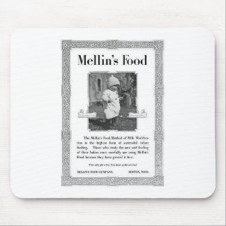 Mellinの食糧広告 マウスパッド