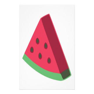 Melonheadのロゴ 便箋