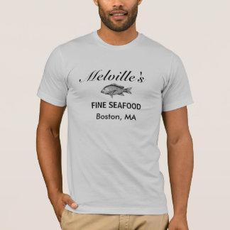 Melvilleの素晴らしいシーフード Tシャツ