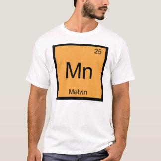 Melvin一流化学要素の周期表 Tシャツ