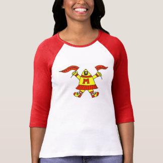 Mendenhallのモル Tシャツ