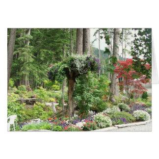 Mendenhallの庭、ジュノーアラスカ カード
