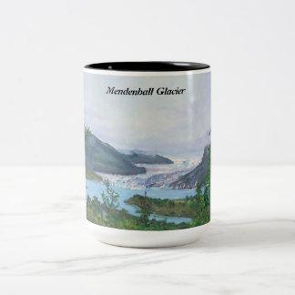 Mendenhallの氷河マグ ツートーンマグカップ