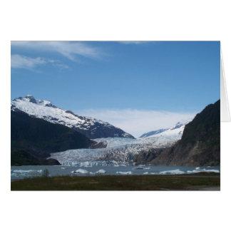 Mendenhallの氷河 カード