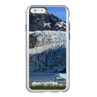 Mendenhallの氷河/ジュノーアラスカ Incipio Feather Shine iPhone 6ケース