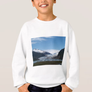 Mendenhallの氷河 スウェットシャツ