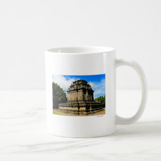 mendutの寺院 コーヒーマグカップ