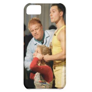 Meneer Kaktus、Mevrouw Stemband en Kweetniet iPhone5Cケース
