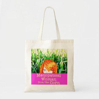 Menopausal女性のバッグ トートバッグ