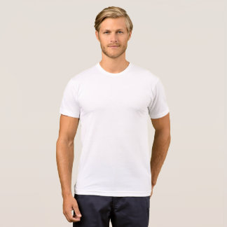 Men's American Apparel Poly-Cotton T-Shirt Tシャツ