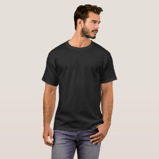 Men's Basic Dark T-Shirt Tシャツ