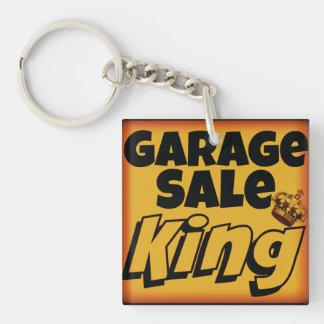 Mens Keychainガレージセール王 キーホルダー