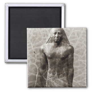 Mentuemhatの彫像、Thebesの知事 マグネット