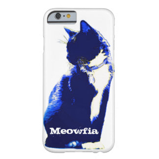 Meowfia猫 Barely There iPhone 6 ケース
