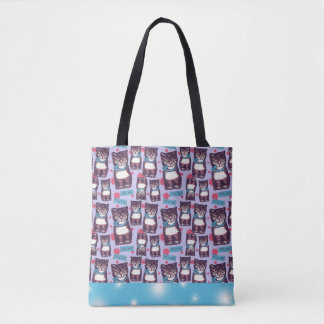 Meowtown Tote Bag トートバッグ