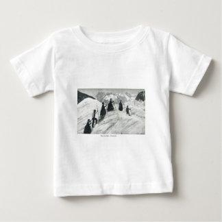 Mer観光客1870年のde Glas ベビーTシャツ