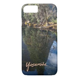 Mercedの川のヨセミテSmartphoneの例 iPhone 8/7ケース