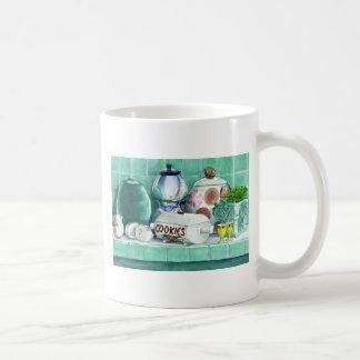 Merceil、PhyllisおよびPatのマグ コーヒーマグカップ