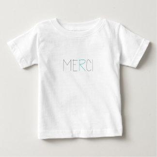 MERCI ベビーTシャツ