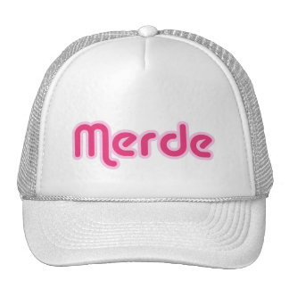 Merdeの帽子 キャップ