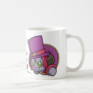 Mergicalの賭博のロゴのマグ コーヒーマグカップ