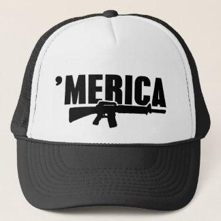 「MERICAのライフルの帽子 キャップ