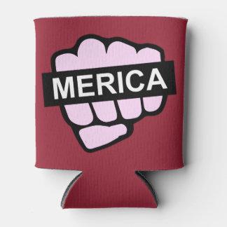 Mericaの十分の握りこぶし 缶クーラー