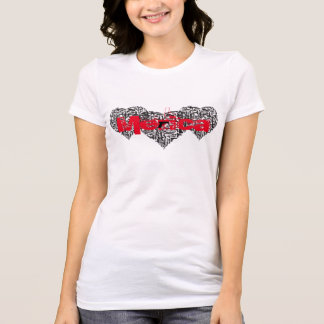 Merica-銃 Tシャツ
