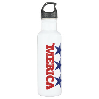 merica 7月第4 ウォーターボトル