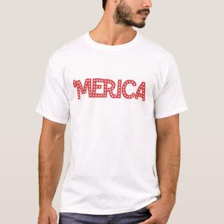 「merica tシャツ