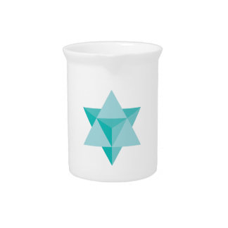 Merkabaの星の四面体 ピッチャー