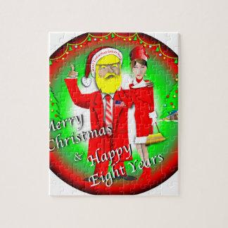 Merry Christmas & Happy Eight Years ジグソーパズル
