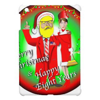 Merry Christmas & Happy Eight Years iPad Miniケース