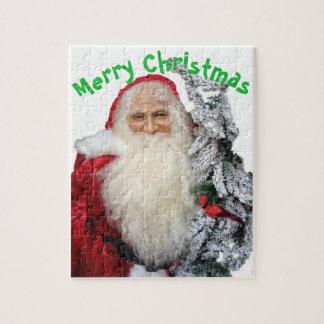 Merry Christmas Santa Clause ジグソーパズル