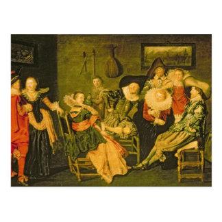 merry Company ポストカード