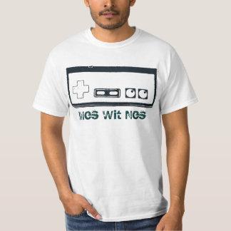 MesのウィットNes Tシャツ