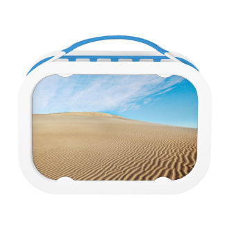 Mesquiteの平たい箱の砂丘 ランチボックス